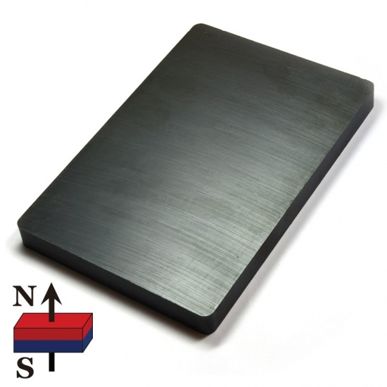 Magnet Expert Supplier Professional Ferrite Magnet Block pictures & photos