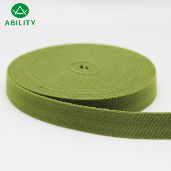 Military Army Green Nylon Waistband Webbing for Military or Strap