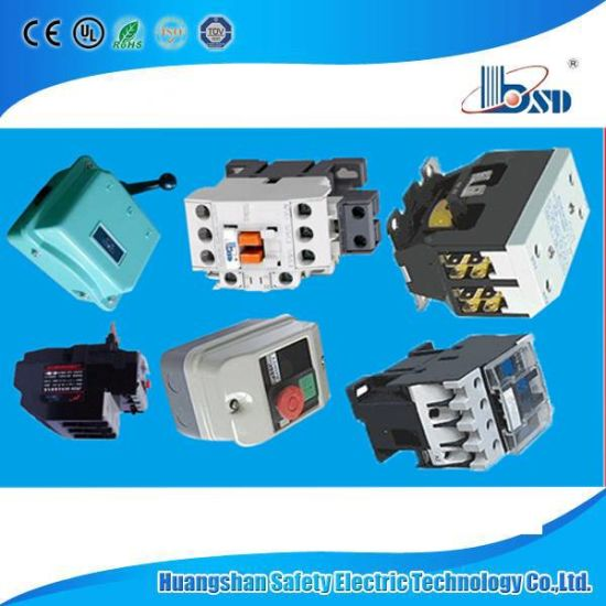 Cjx2 (LC1-D) Series Magnetic AC Contactors with Ce pictures & photos