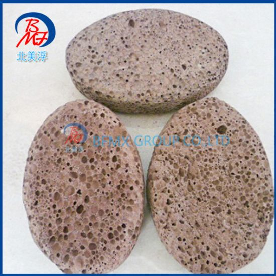 Natural Pelelith Pumice Stone for Fish Tank to Decorate