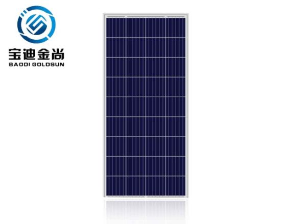 Grid Connected Itek Energy Gse Authorization 5bb 18V 120W Poly Photovoltaic Module for 3kw 5kw 10kw 20kw Solar System Home Use with The Newest Product