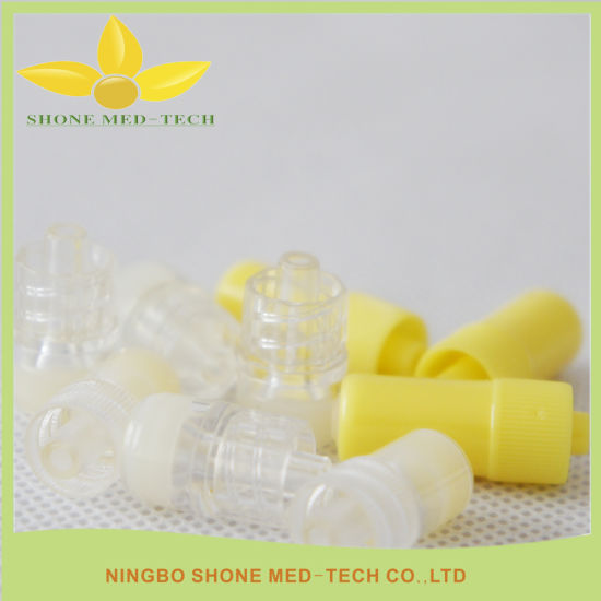 Medical Supply Transparent Heparin Cap pictures & photos