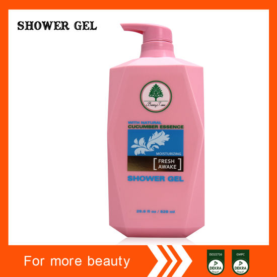 Natural Cucumber Essence Shower Gel