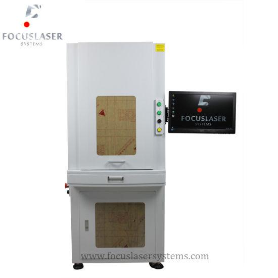 Focuslaser 20W Engraving Forum Color Laser Marking on Metal