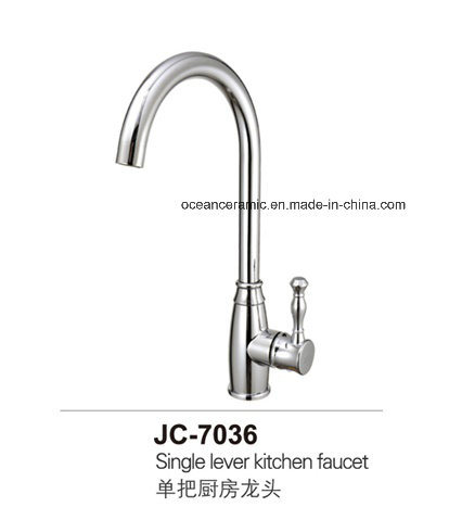 7030 Brass Manual Tap, Good Quality Kitchen Mixer & Faucet pictures & photos