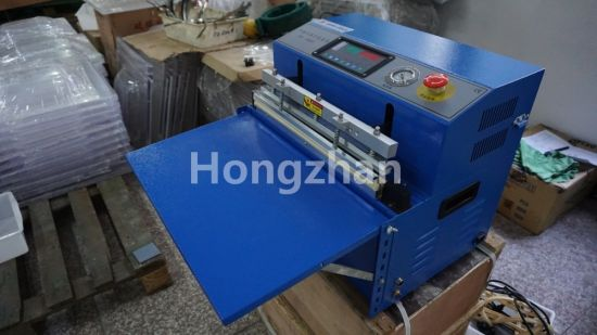 Dz400t Outside Pumping Vacuum Packing Machine for Big Pouch pictures & photos