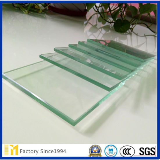 2mm-12mm Clear Float Decorative Glass, Clear Glass, Sheet Glass with SGS Certification pictures & photos