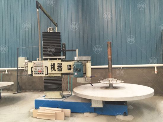 2017 New Granite &Marble Column Cap and Base Processing Machine pictures & photos