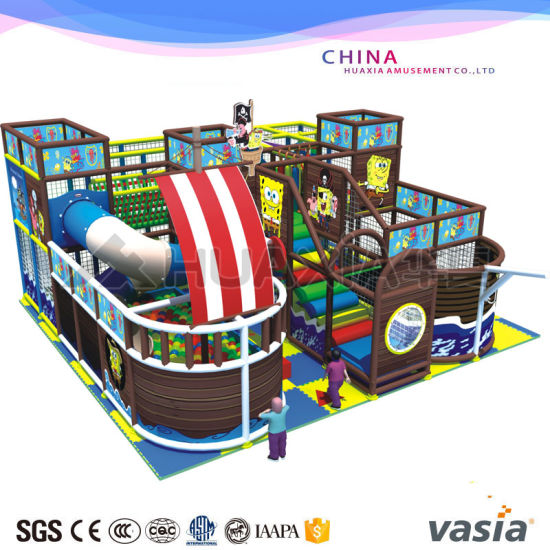 Children Indoor Playground Games for Soft Play pictures & photos