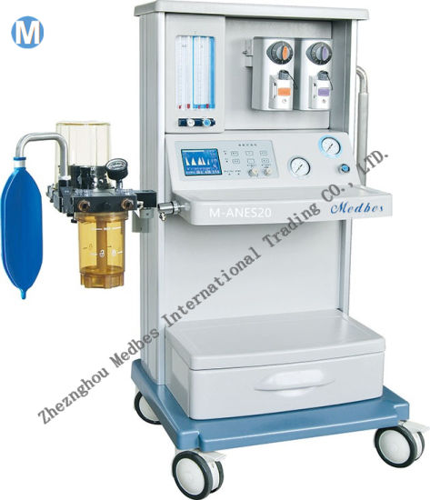 Anesthesia Machine Price with Two Big Vaporizes