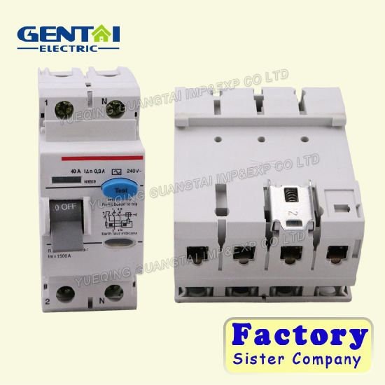 RCCB, RCBO, ID Breaker, MCCB, Mini Circuit Breaker, Circuit Breaker pictures & photos