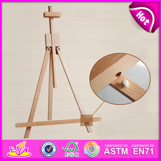 china professional foldable portable board wood art easel stand on