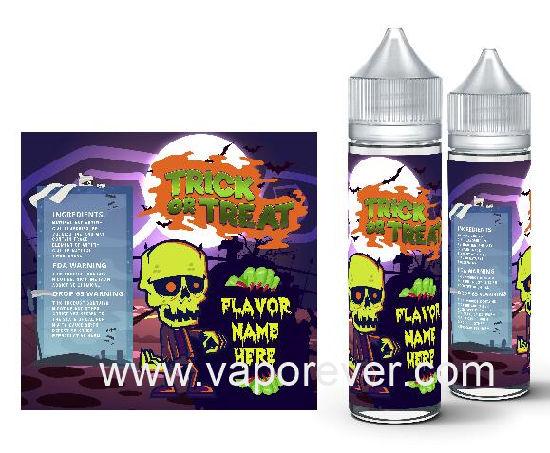 [Hot Item] Vanilla Flavor Eliquid, Ejuice, E-Cigarette Juice, Liquid  Refill, Smoke Juice 0ml Black Glass Bottle E Liquid with Free OEM Services