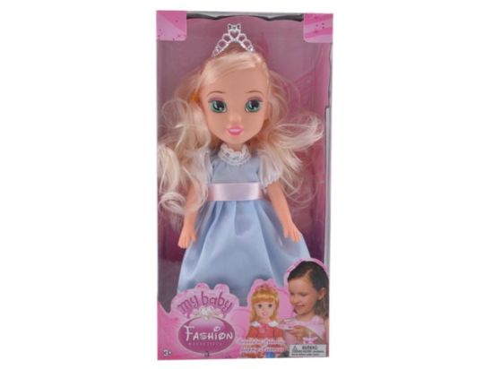 13 Inch Plastic Fashion Beautiful Princess Baby Doll Toy (10227194) pictures & photos