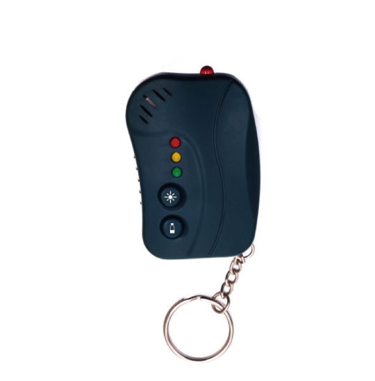 Newest Keychain LED Alcohol Tester pictures & photos