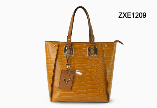 bbabcf05cbc9 Manufacturer Fashion Designer Ladies Shoulder Purse Factory Wholesale Woman  PU Leather Handbag Zxe1209