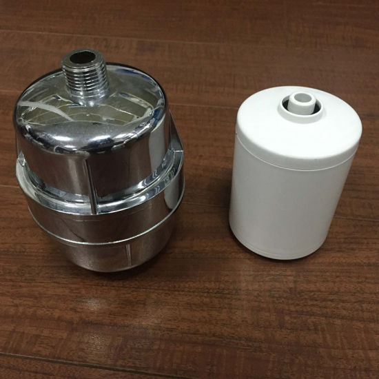 Shower Filter for Chlorine Coconut Water Filter pictures & photos