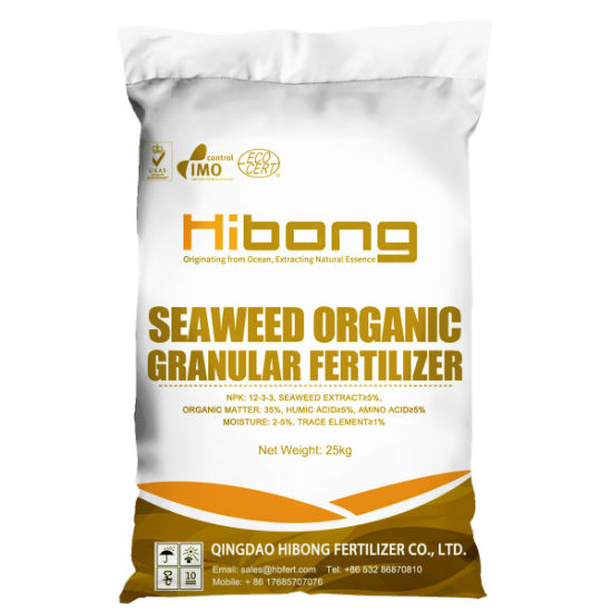 Bulk Seaweed Organic Fertilizer, Organic Fertilizer Sargassum Seaweed Fertilizer