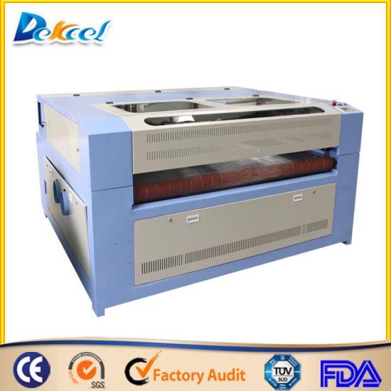 China Automotive Interior Car Seat Car Mats Laser Cutting Machine