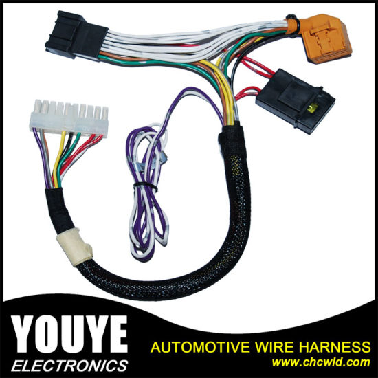 buy ts16949 wire harness assemblycable wiring harnesswiring harnesschina youye automotive 033 116 wire harness electronic fuse box rh chcwld en made in china