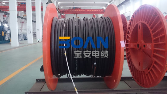 N2xsy, Power Cable, 18/30 Kv, 1/C, Cu/XLPE/Cws/Cts/PVC (HD 620 10C/VDE 0276-620) pictures & photos