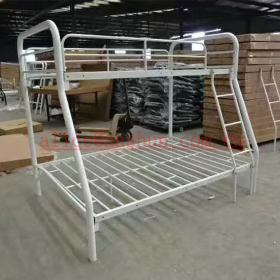 China 2017 Hot Sale Metal Double Triple 3 Person Bunk Bed Design