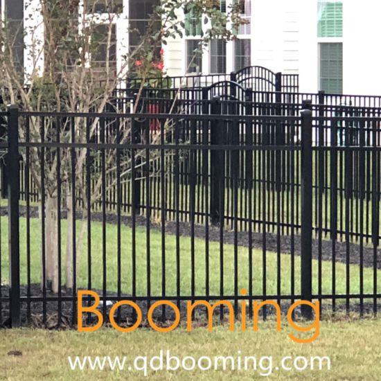 Garden Fence Powder Coating Finsihed