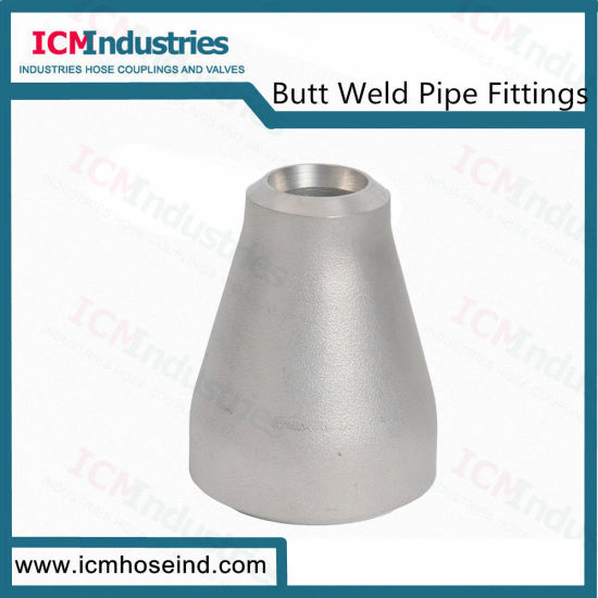 Butt Weld Ss Con Reducer Pipe Fittings