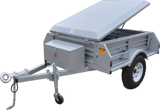 1 Ton Home Trailer (TH-10) pictures & photos