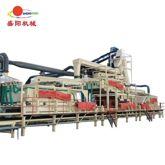 MDF Production Line Woodworking Machine, Partical Board Line, Partical Production Line pictures & photos