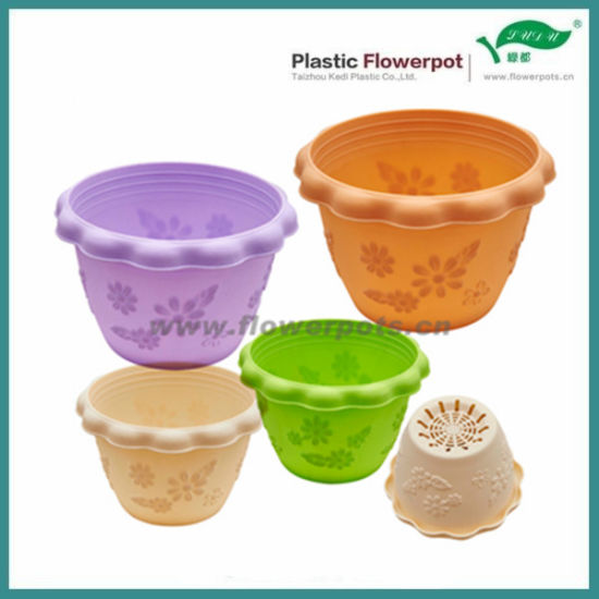 Desktop Small Flower Pot (KD3900N-KD3906N) pictures & photos