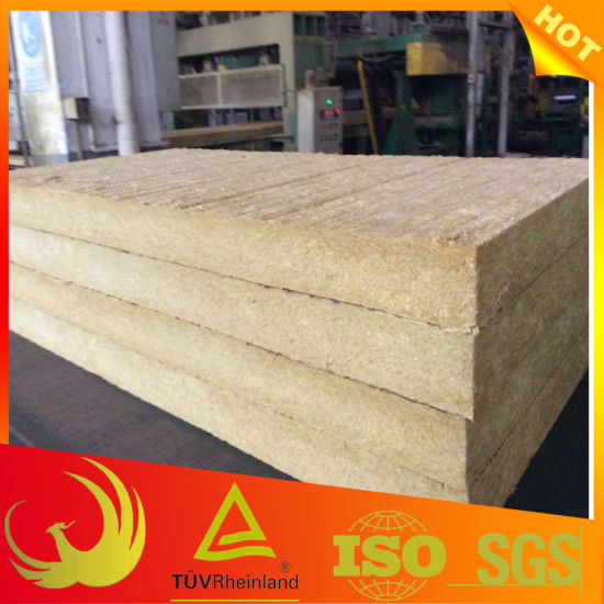 High Quality Building Materials Rock Wool Panel pictures & photos