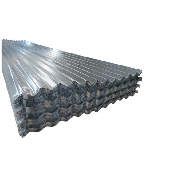 ASTM A653m Dx51d Gi Metal Galvanized Steel Roof Sheet pictures & photos
