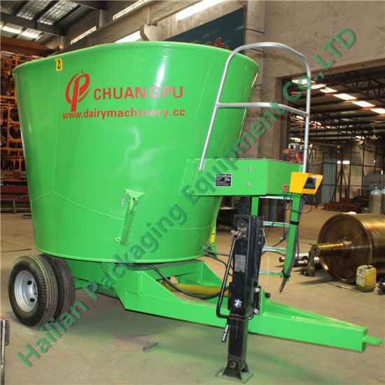 China Electric Motor Feed Mixer Wagon for Farms - China Feed Mixer