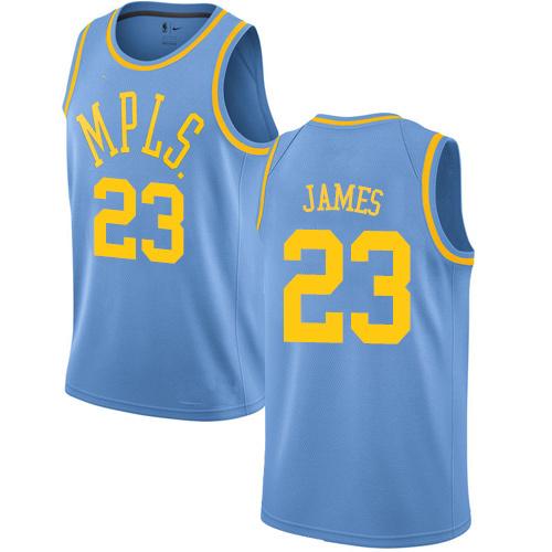 cheaper 4c57d 47580 Custom Customized Lakers Jerseys 23 Lebron James Basketball Jerseys