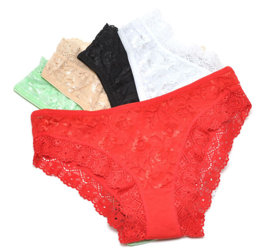 47a5425a3710f Hot Selling Fashion Underwear Ladies Underwear Lace Panties pictures    photos