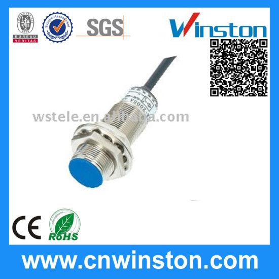 China Sm18 5-24VDC PNP NPN No Nc Hall Sensor with Ce - China Hall ...