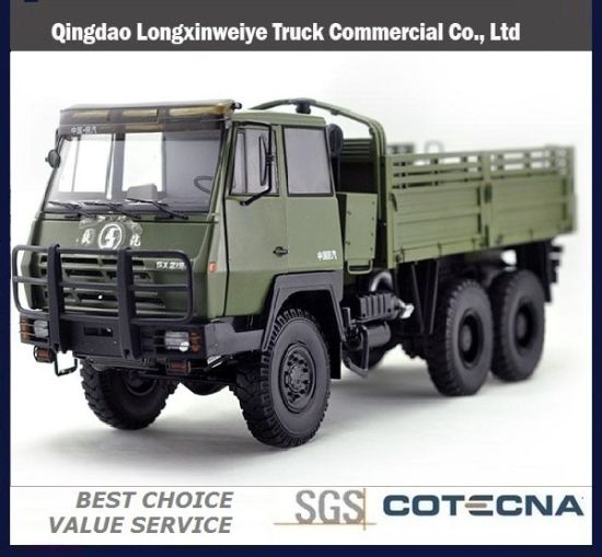 Shacman Special Truck Military Truck