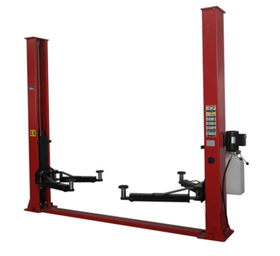 12 Months Warranty 220V Car Lift with Ce
