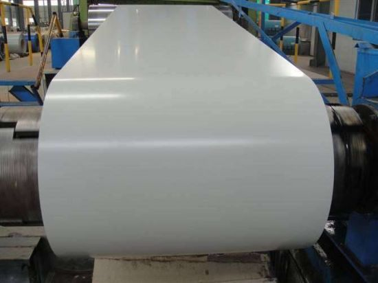 Prepainted Steel Coil to Poland pictures & photos
