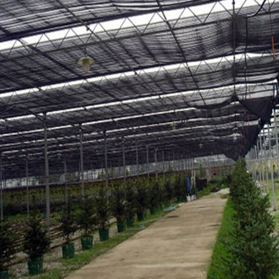 The Cheapest Multi-Span Greenhouse Inside Shading System with Factory Price pictures & photos