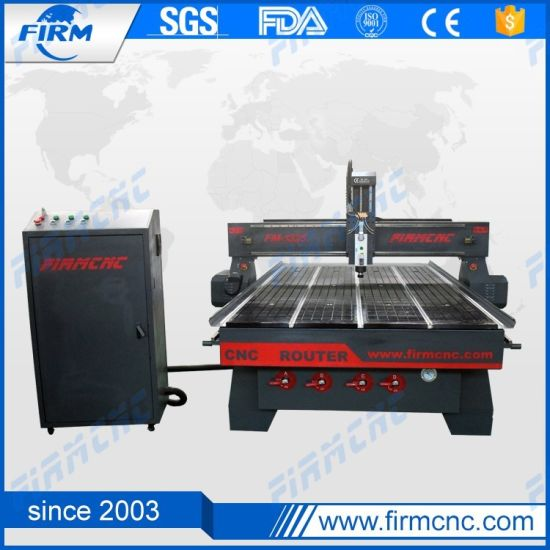 Air-Cooling CNC Router Woodworking Carving Cutting Machine