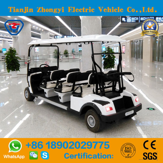 Hot Selling 6 Seat Electric Golf Buggy for Sale