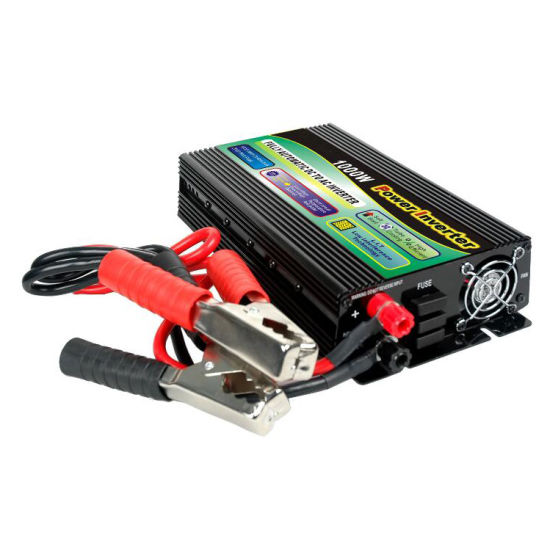 1000W DC to AC Modified Sine Wave Power Inverter with UPS Charger, Frequency Inverters pictures & photos