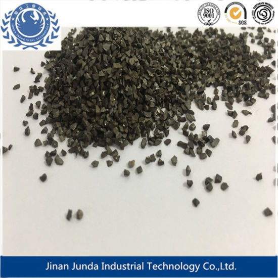 Abrasive/Chrome Alloy Material/Bearing Steel Grit Making Granite Surface No Chemical Change pictures & photos