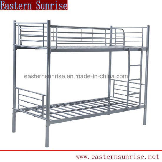 China Low Price Cheap Adult Metal Double Child Children Bunk Beds