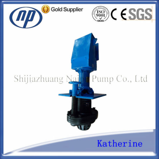 Vertical Rubber Acid Resistant Sump Pump (40ZJLR)