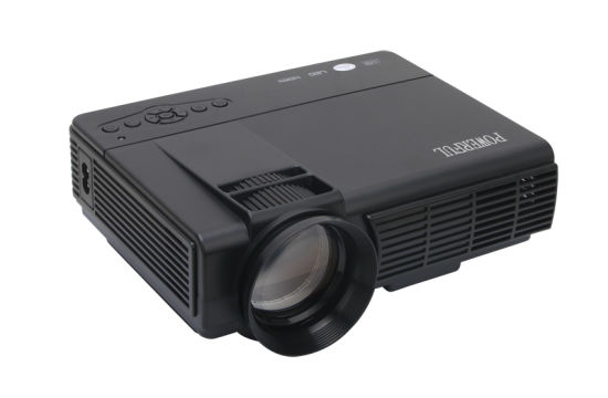 America 2016 Ultra Popular Q5 Mini Projector pictures & photos