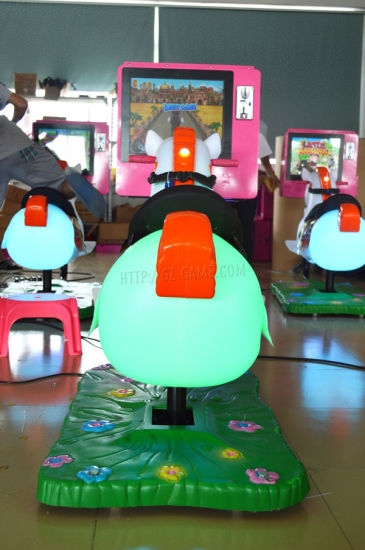 Coin Operated Swing Game Machine for Sale pictures & photos