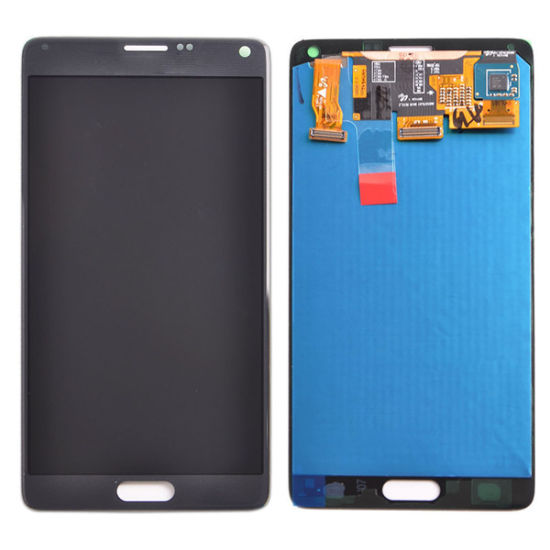 LCD Display Touch Screen Digitizer Assembly for Samsung Galaxy Note4 N910 N910c pictures & photos